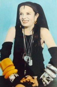 Michèle Lamy by Youssef Nabil