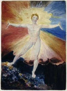'Albion', by William Blake