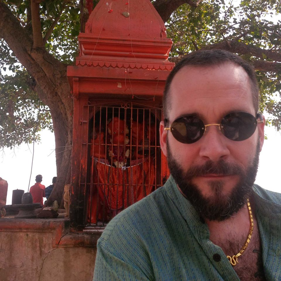 Hanuman shrine Varanasi